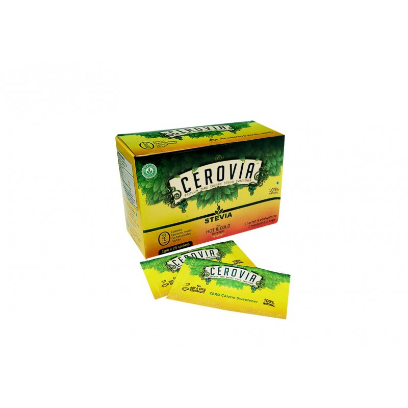 Stevia Sachets (Natural Sugar Substitute) SWEETENERS